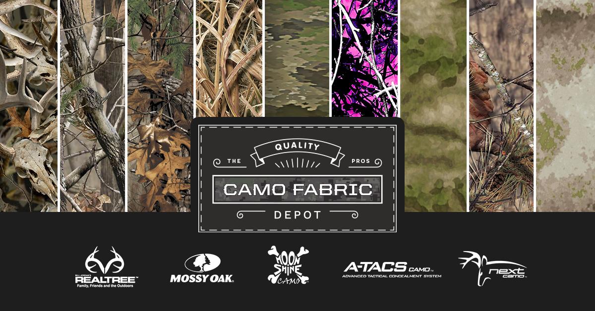 Camo Fabric Depot Realtree Mossy Oak Buy Camo Fabric Online