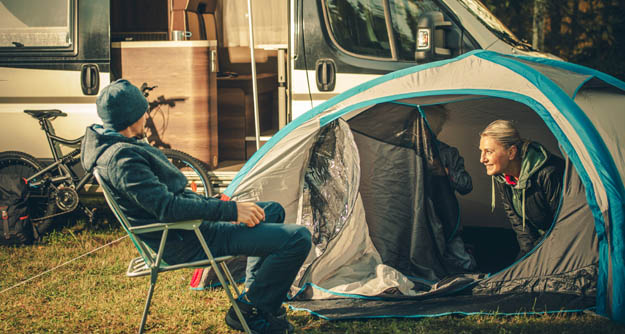5 Great Camping Uses for Camouflage Fabric